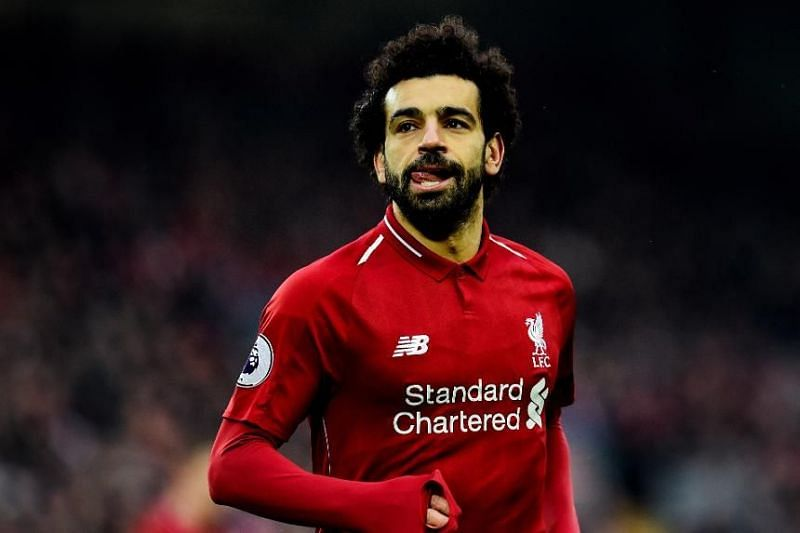 Salah is currently the club