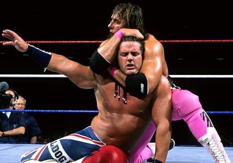 SummerSlam 1992: Bret