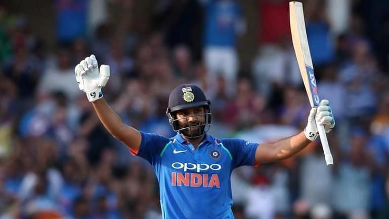 The Indian vice-captain, Rohit Sharma is having a great World Cup