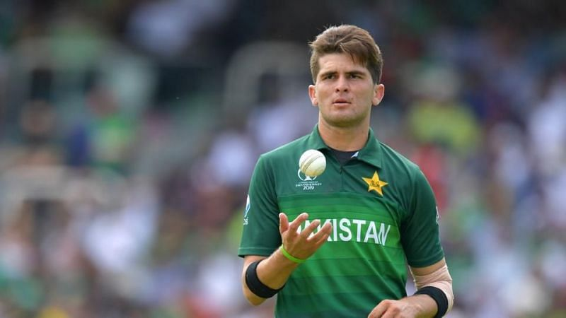 Shaheen Afridi has grown rather quickly in such a short span