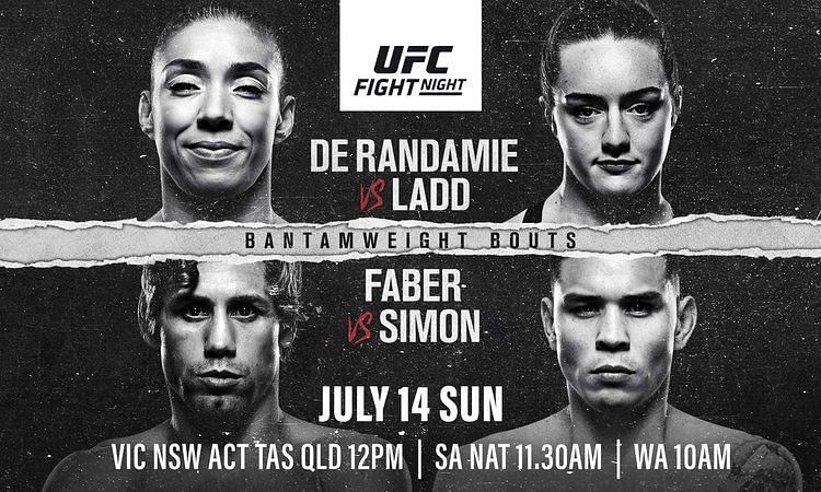 The UFC returns to Sacramento at the weekend with two big Bantamweight fights