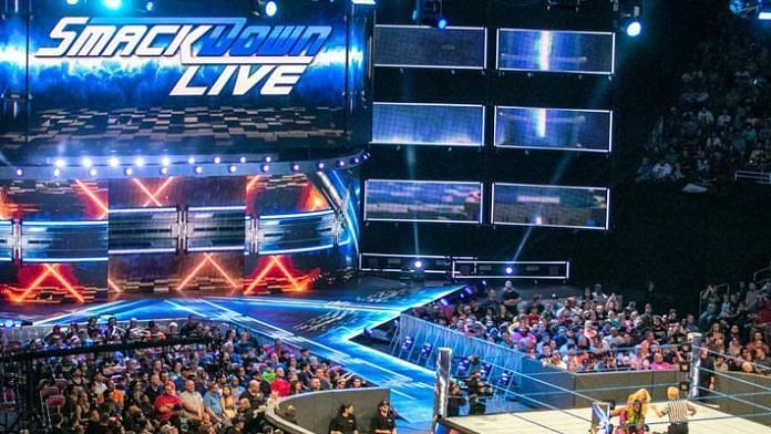 A huge match has been added to SmackDown Live