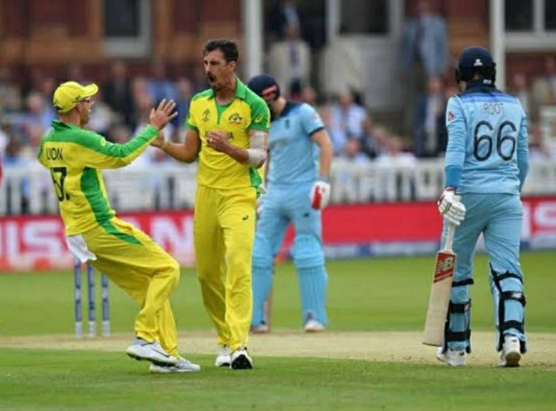 Semifinals 2 : Australia vs England