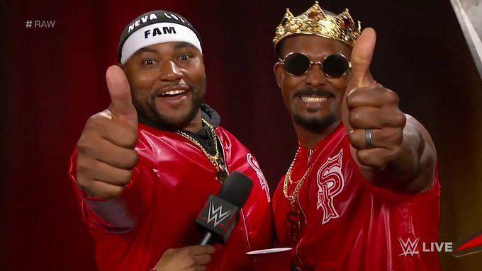 The Street Profits are now on Monday Night Raw!