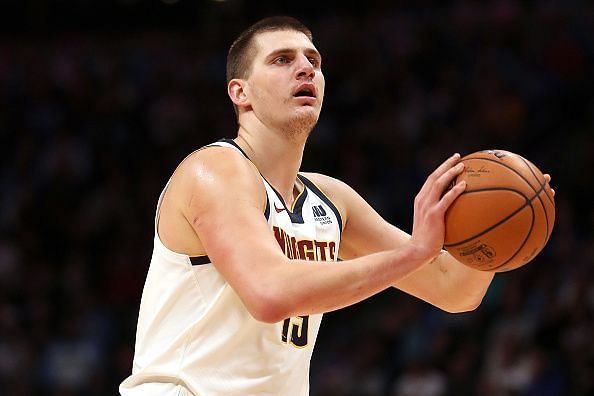 Jokic is one of the best playmakers in the NBA
