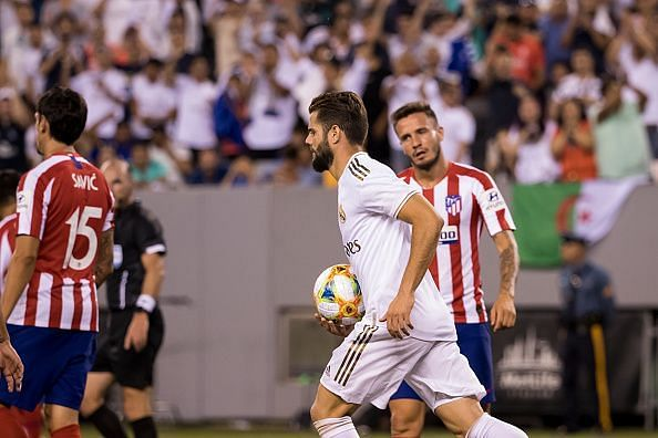 Real Madrid C.F. v Atletico de Madrid: International Champions Cup Friendly