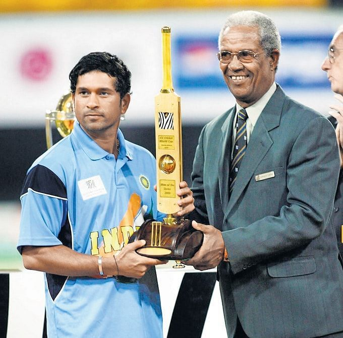 Tendulkar failed to get his side over the line in WC Final vs Australia