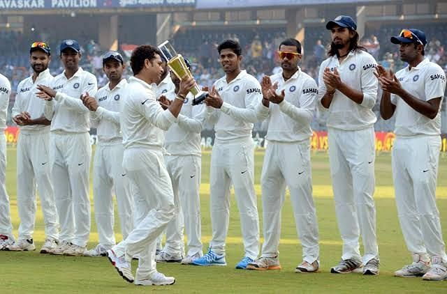 Sachin Tendulkar Emotional Moment