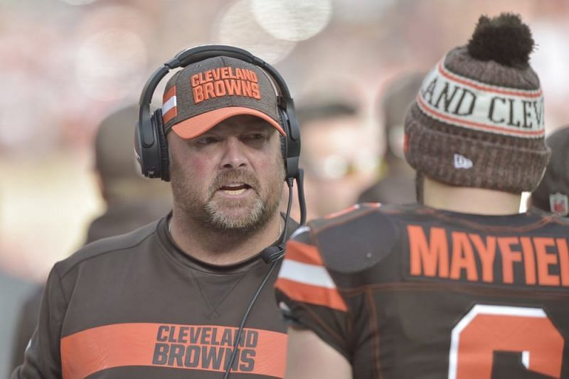 Browns head coach Freddie Kitchens has championship aspirations for this upcoming season