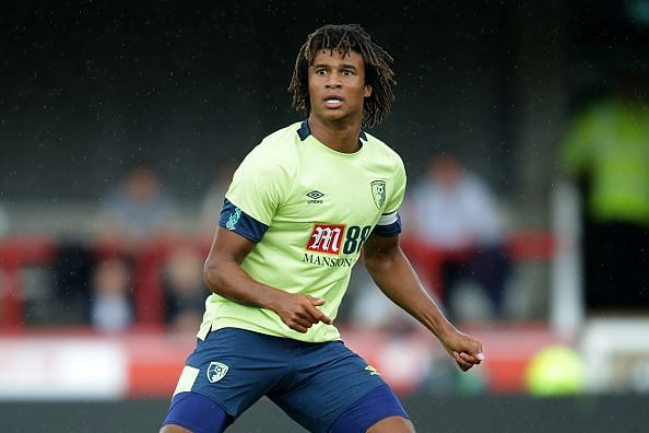 Nathan Ake has been linked with Manchester City this summer