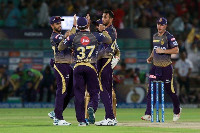 कोलकाता नाइटराइडर्स टीम