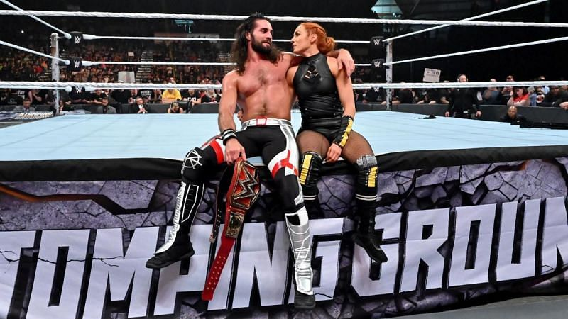 WWE का नया पावर कपल