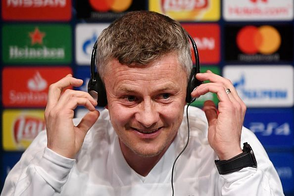 Solskjaer is still waiting for his third signing of the summer