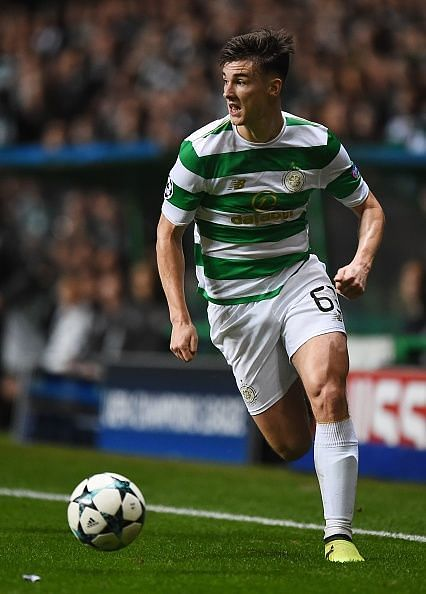 Tierney has pace to burn.