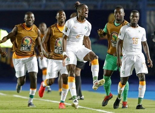 Ivory Coast takes on Algeria in a high-stakes AFCON quarter-final.
