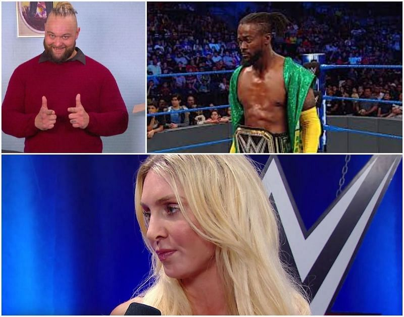 Charlotte Flair, Bray Wyatt and Kofi Kingston cement their SummerSlam plans