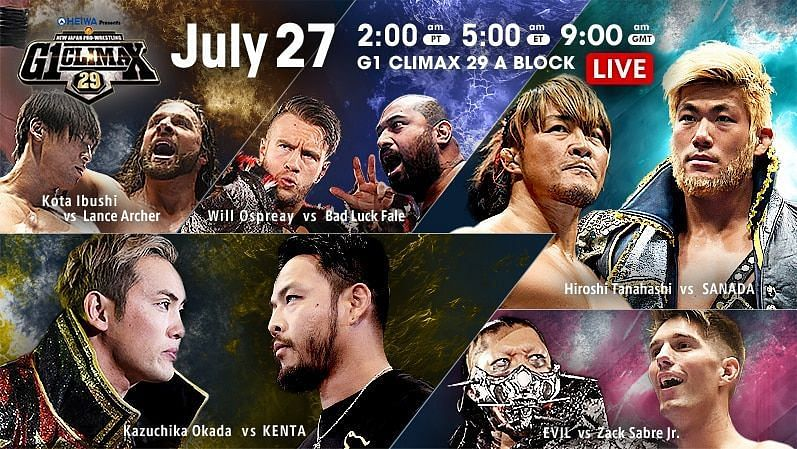 Image Courtesy: NJPW