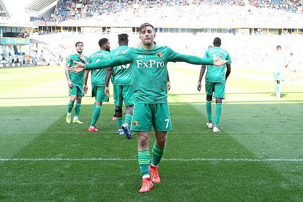 Deulofeu has often stood out like a sore thumb in the Watford side but needs more attacking support