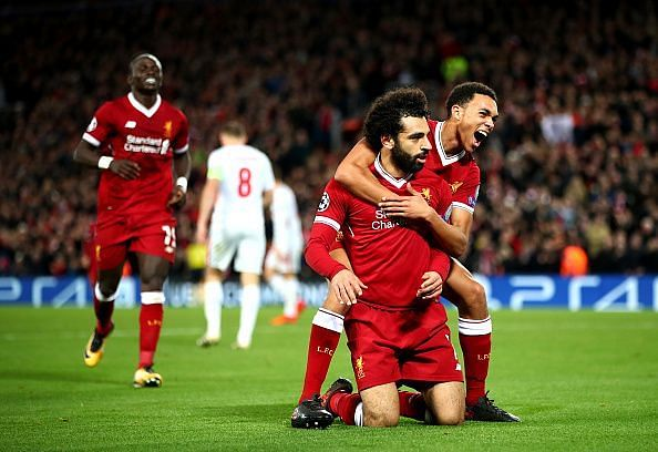 Mo Salah and Trent-Alexander Arnold make for cracking FPL choices