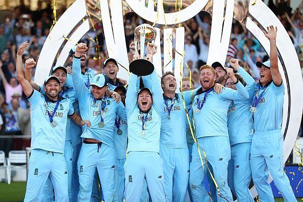 इंग्लैंड ने पहली बार जीता खिताब