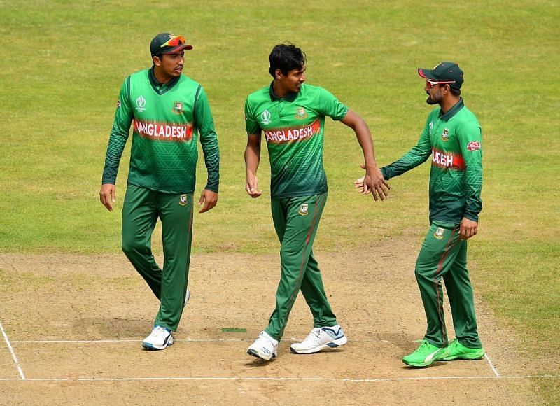 Mustafizur Rahman picks 5 wicket haul