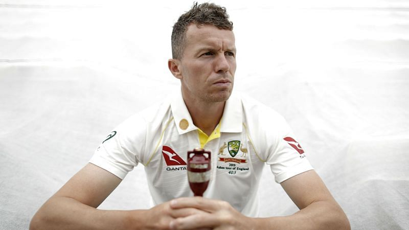 Peter Siddle knows all about English conditions from his time playing county cricket.
