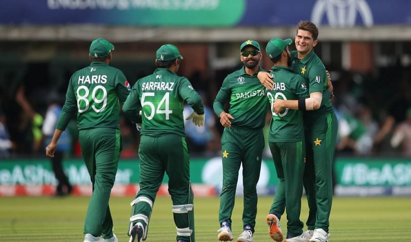 Pakistan came into the world cup with a ten-match losing streak.