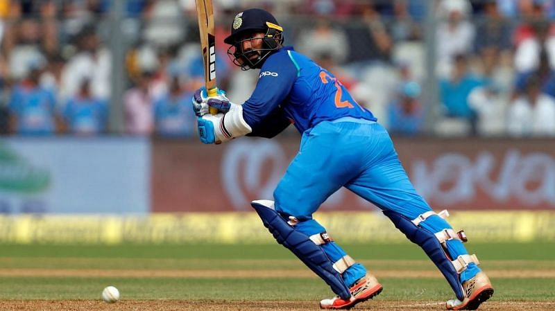 Dinesh Karthik debut in wc after 12 years