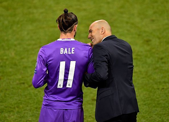 Can Bale and Zidane resurrect their relationship?