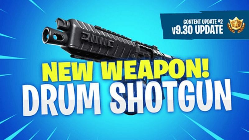 Fortnite has released an exciting new update