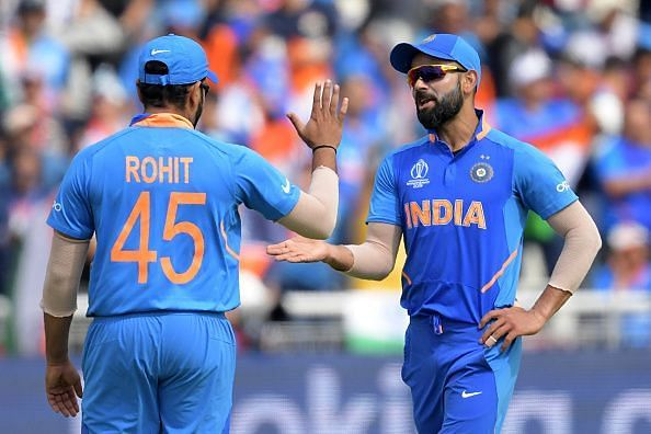 Virat Kohli and Rohit Sharma are two of the best in the business now