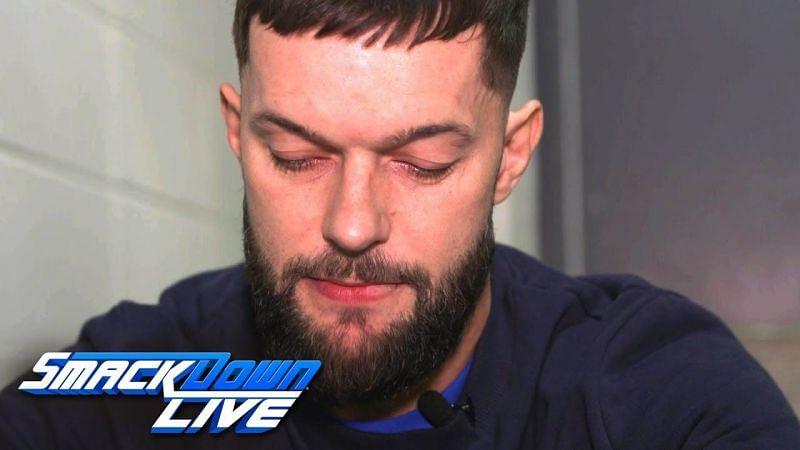 WWE Superstar Finn Balor is a true fighter