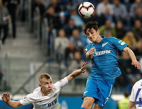 Liverpool are keeping a close eye on Zenit striker Sardar Azmoun