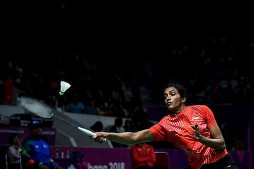 PV Sindhu has made an overall losing record at the tournament.