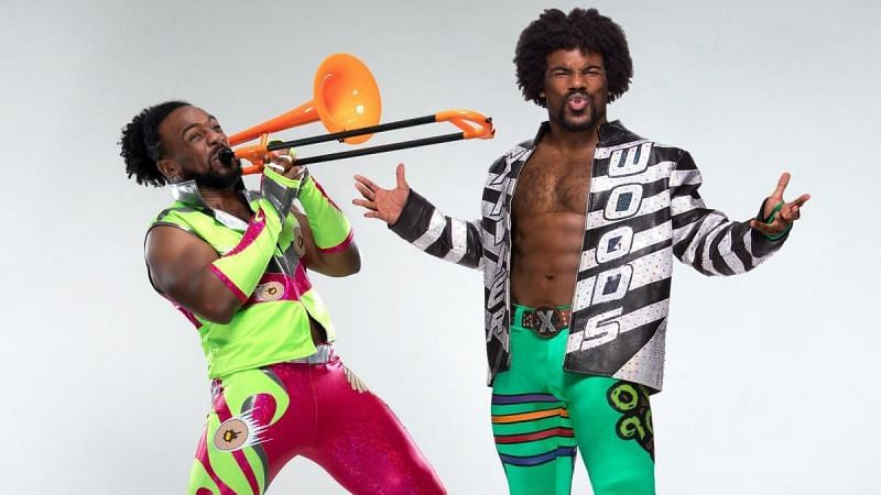 Xavier Woods had an unexpected journey