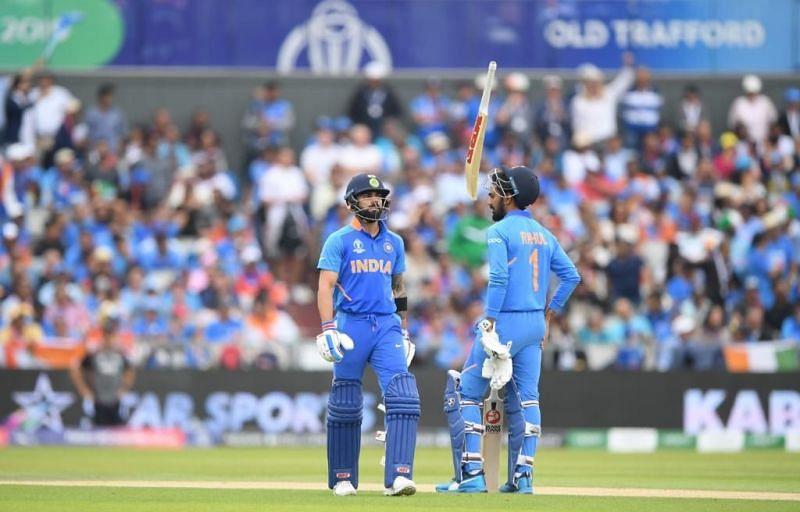 बुरी तरह से फेल हुआ टीम इंडिया का टॉप ऑर्डर