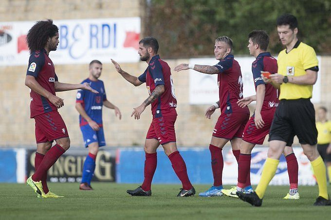 Mallorca will be eager to make a good impression in their return to the La Liga.