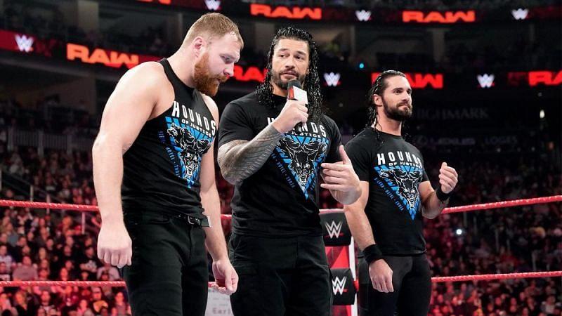 WWE में अब शील्ड नहीं है