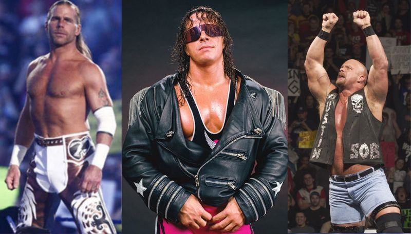 Bret Hart 5 Unforgettable Wwe Matches Of The Hitman