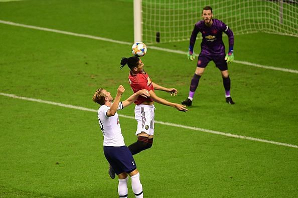 Tottenham Hotspur v Manchester United - 2019 International Champions Cup