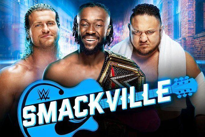 Kofi Kingston faced insurmountable odds against Dolph Ziggler & Samoa Joe