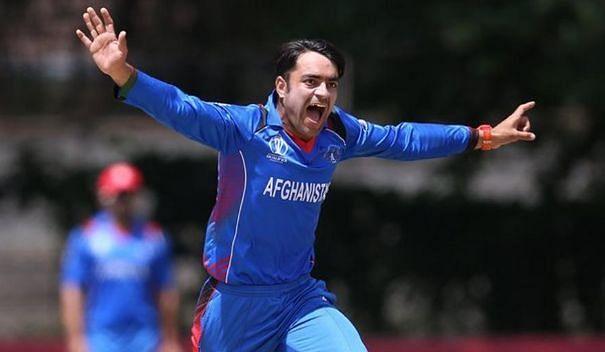 राशिद खान- वर्ल्ड कप 2019