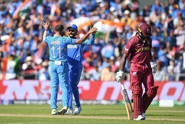 वेस्टइंडीज बनाम भारत