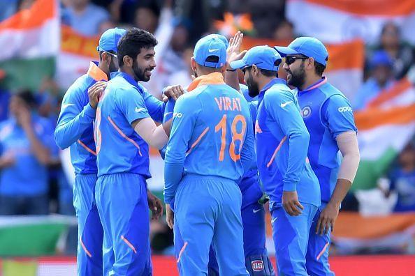 भारत ने सातवीं बार वर्ल्ड कप फाइनल में प्रवेश किया