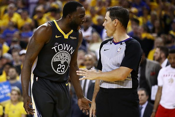 Draymond Green is a client of Rich Paul