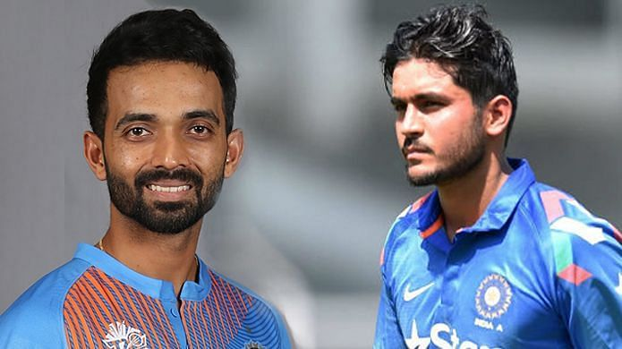 Players who could have been considered ahead of Mayank Agarwal