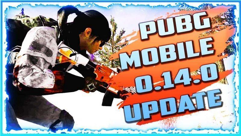 PUBG Mobile Update 0.14.0