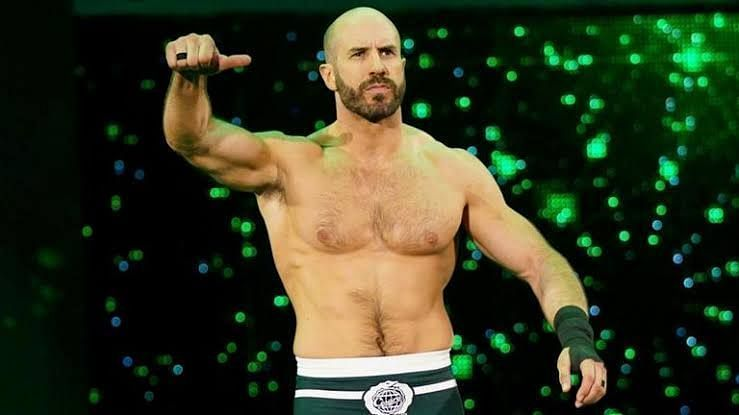 Cesaro is a multi-time Tag Team Champion