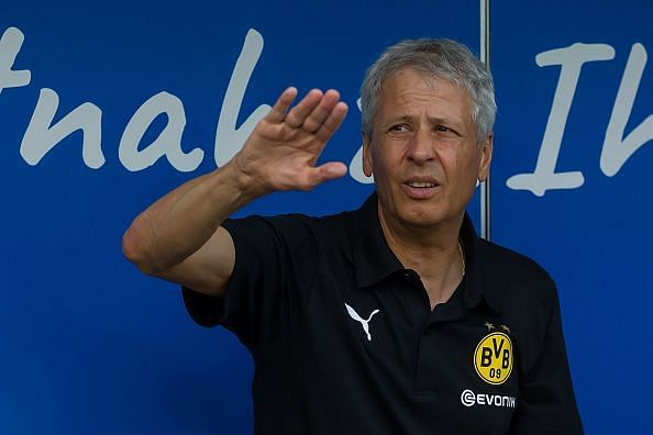 Lucien Favre has breathed new life into Borussia Dortmund