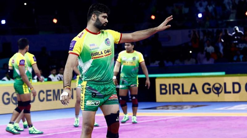 Pardeep Narwal will be the key to Patna Pirates
